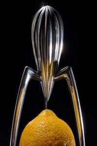 Lemon Juicer by Philippe Starck